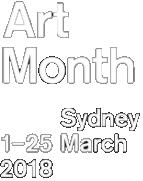 Art Month Sydney Logo